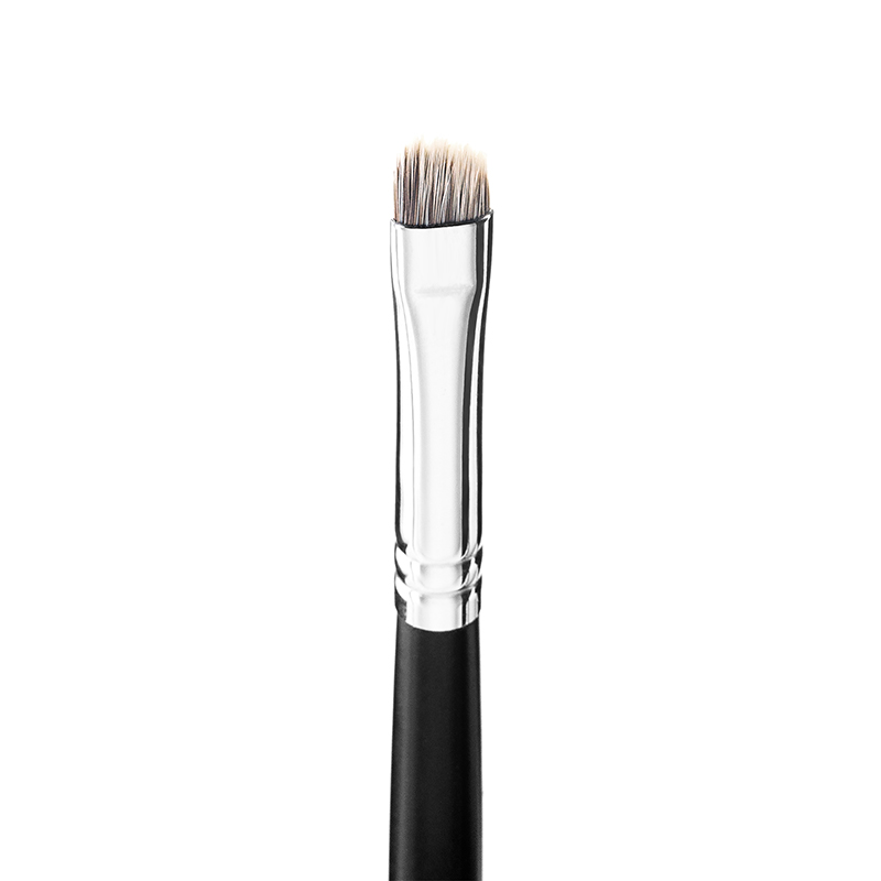 Pensula pentru sprancene 11N mix Vidra si Sintetic  Make-up Professional Brushes