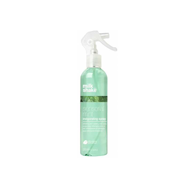 Spray revigorant cu extract organic de menta Sensorial spray 250 ml Milk Shake