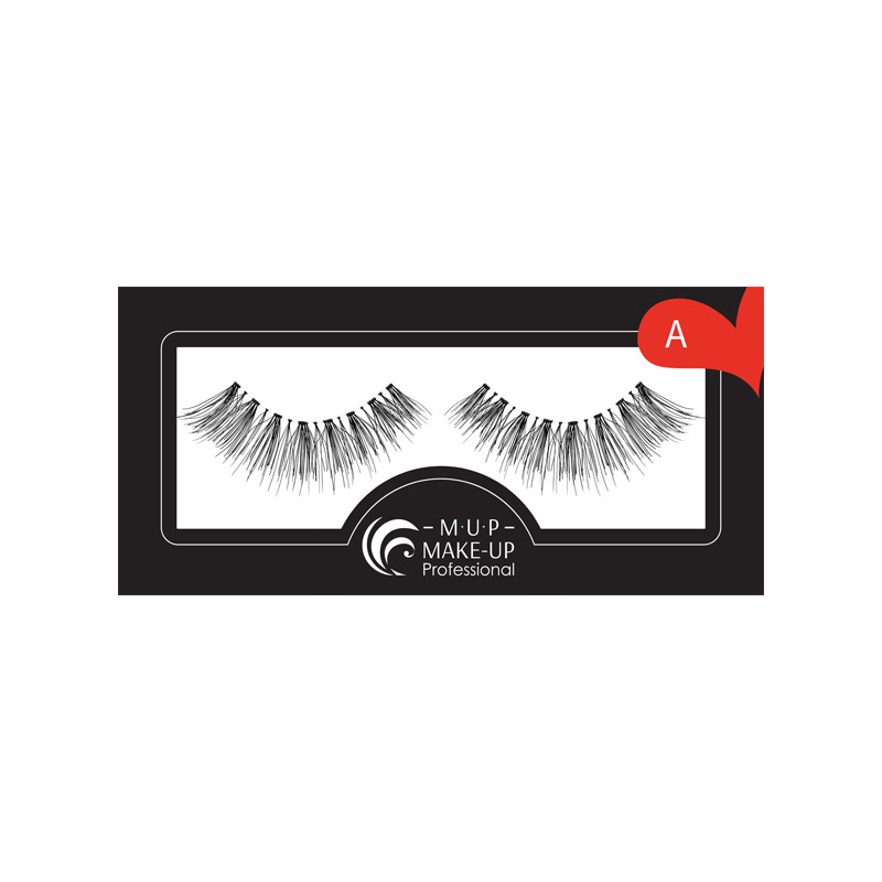 GENE FALSE BANDA A PAR NATURAL  Make-up Professional Eyelashes