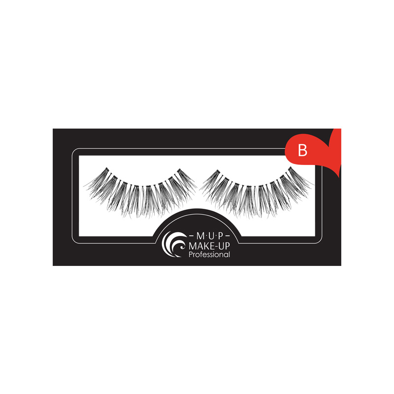 GENE FALSE BANDA B PAR NATURAL  Make-up Professional Eyelashes