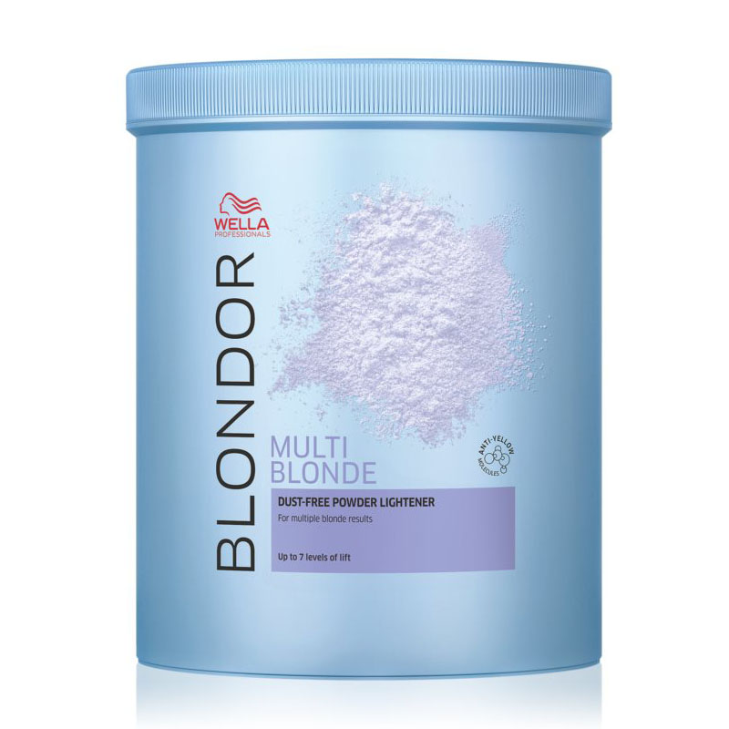 Pudra decoloranta BLONDOR MULTI BLONDE POWDER 800 G Wella Professionals