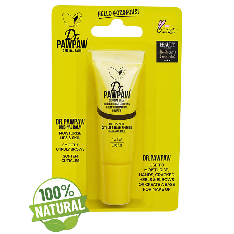 Balsam multifunctional 10 ml Dr Paw Paw