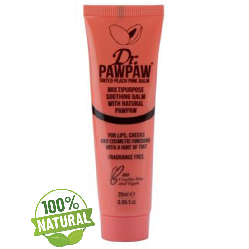 Balsam multifunctional nuanta Peach 25ml Dr Paw Paw
