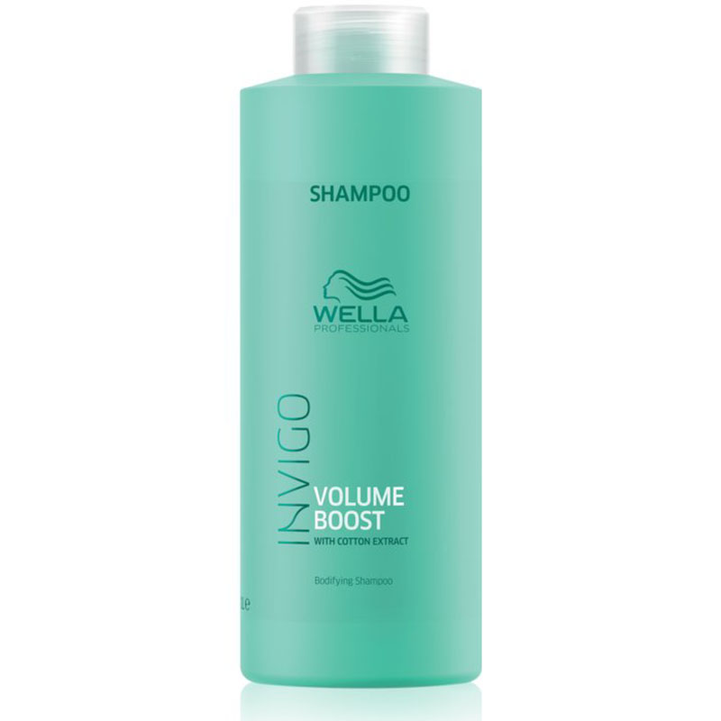 Sampon pentru volum INVIGO VOLUME BOOST SHAMPOO Wella Professionals