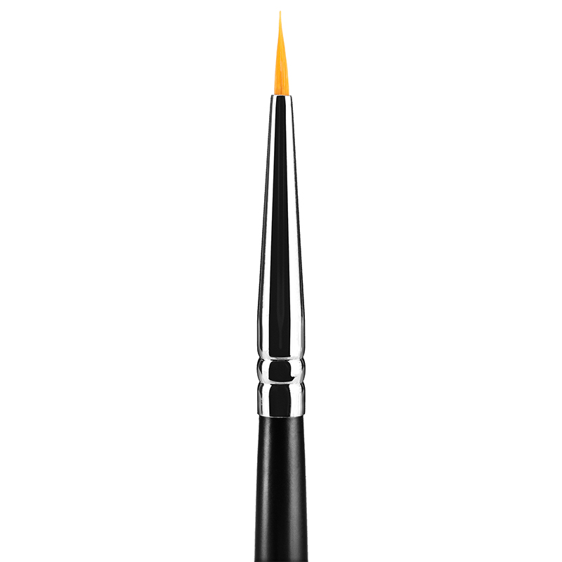 Pensula din fibra sintetica pentru eyeliner 27N Make-up Professional Brushes