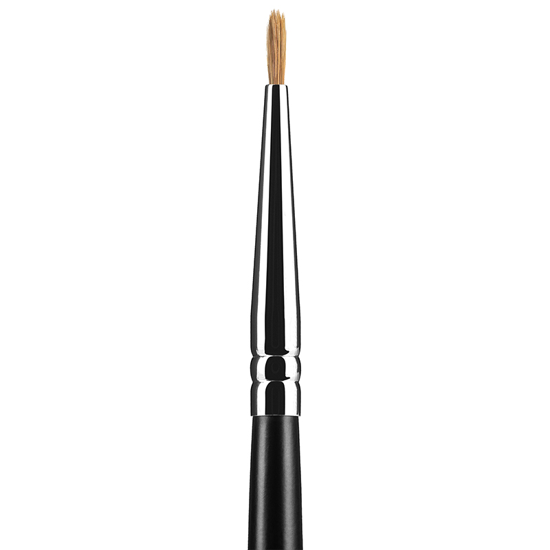Pensula din par natural pentru eyeliner 28N Make-up Professional Brushes