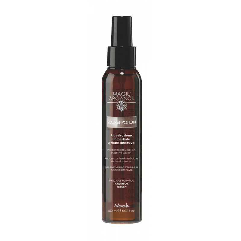 Spray regenerator Magic Argan Oil Secret Potion Nook