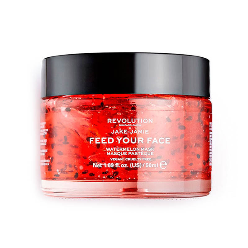 x Jake - Jamie masca de fata - Watermelon Hydrating Face Mask Revolution SkinCare