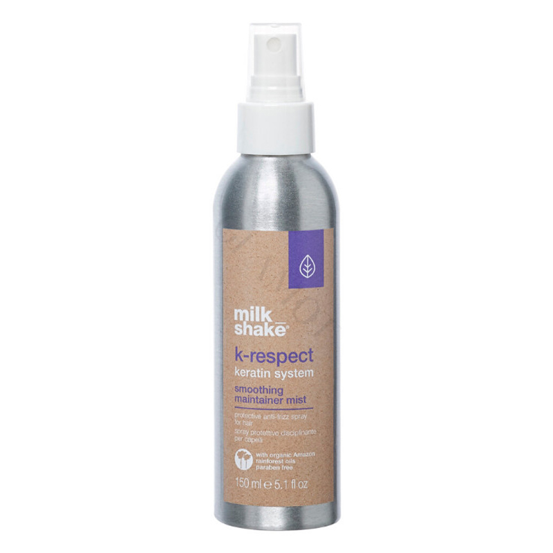 Spray tratament anti-frizz pentru par K-respect maintainer mist   Milk Shake