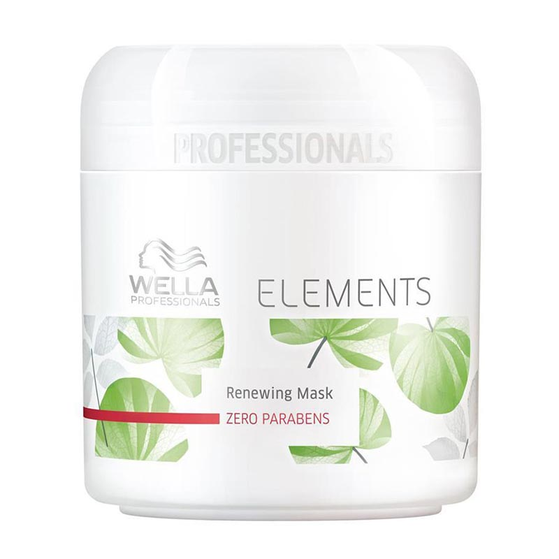 Masca regeneratoare fara sulfati Elements Renew Mask  Wella Professionals