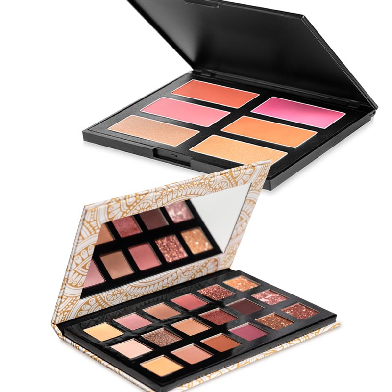 Oferta Glam Palette and Blush Palette MUP
