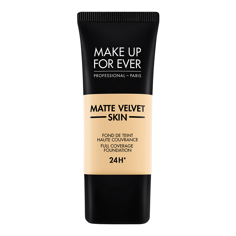 Fond de ten Mat Velvet New Formula Make Up For Ever