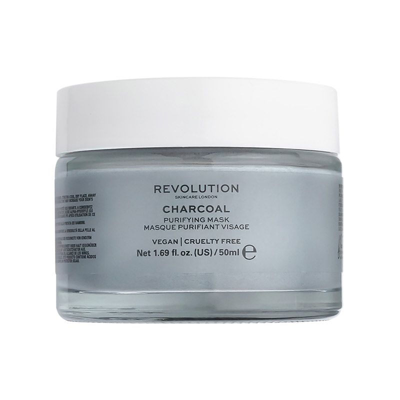 masca de fata - Charcoal Purifying Face Mask Revolution SkinCare