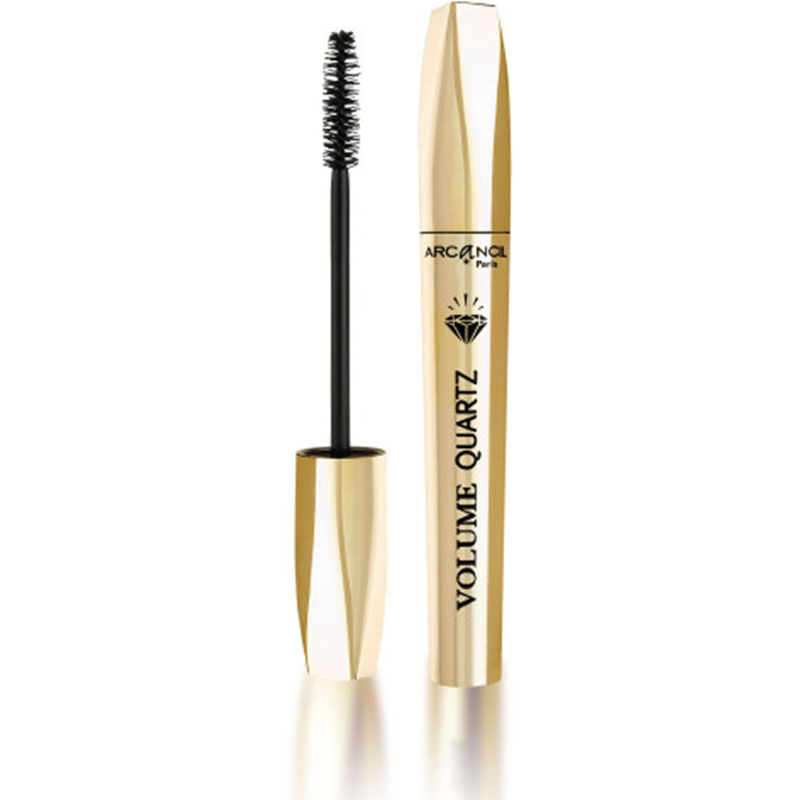Mascara Volume Quartz 075 Jet Gold Arcancil Paris
