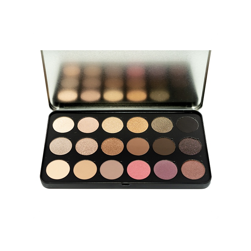 PALETA 18 FARDURI ARTIST SHADOW NUDE Make Up For Ever