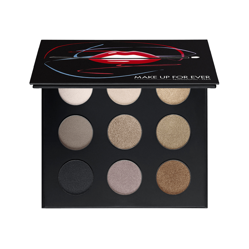 PALETA 9 FARDURI ARTIST SHADOW 1  Make Up For Ever