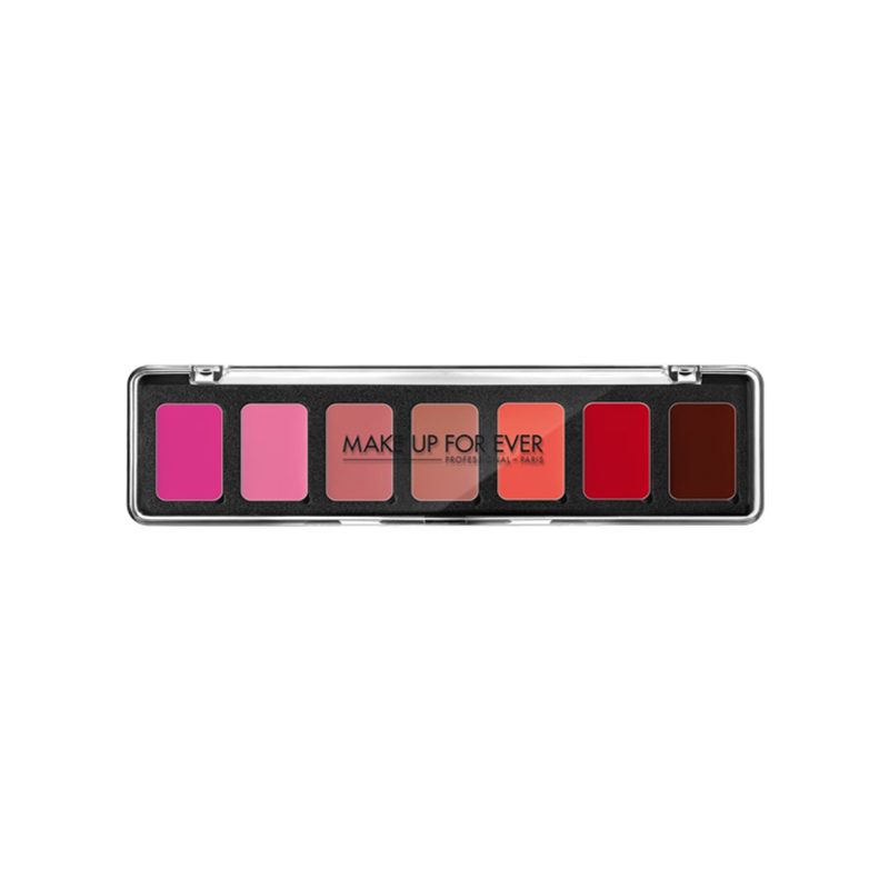 Paleta Artist Rouge H1 7 rujuri  Make Up For Ever