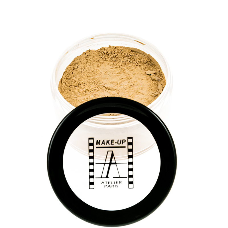 PUDRA PULBERE MINERALA 25 GR  Make-up Atelier Paris