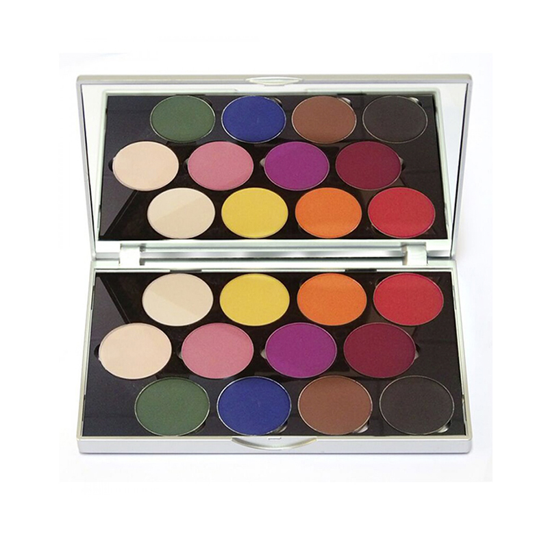 PALETA FARDURI SPHERE EYE SHADOW 12 MATT COLORS